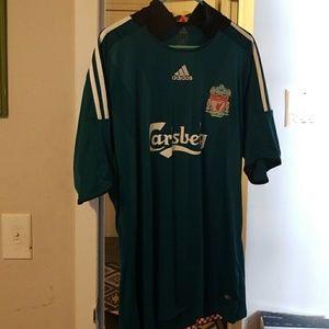 Liverpool Carlsburg Jersey $30